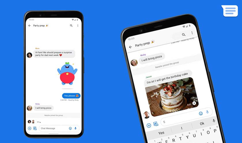 Google's RCS texting is like iMessage for all Android phones. Learn to use it