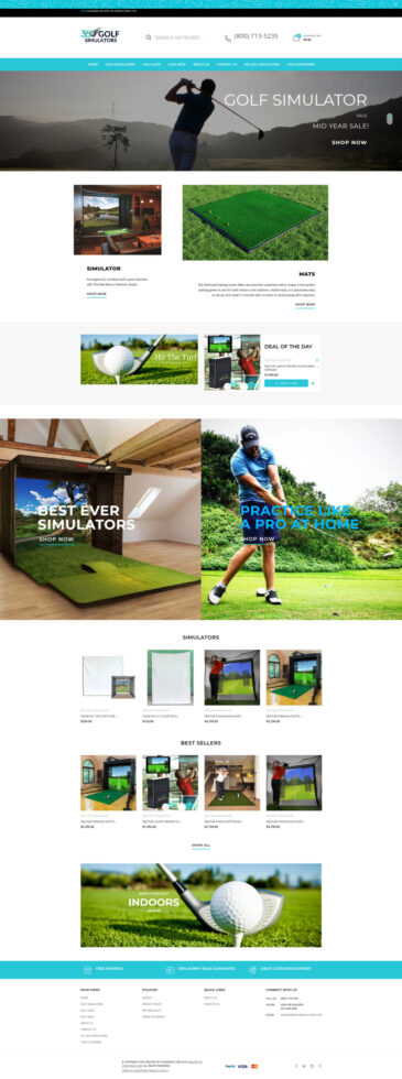 360 Golf Simulators
